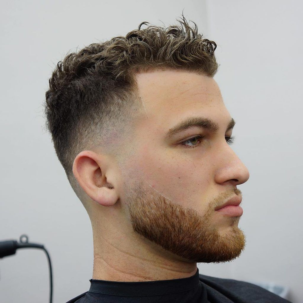 27 Fade Haircut Styles For 2020 Every Type Of Fade You Can Try Mens Hairstyles Curly Men S Curly Hairstyles Curly Hair Fade