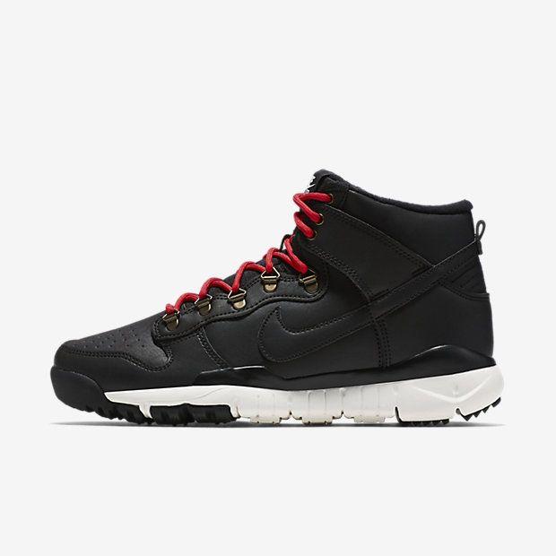 nike sb dunk high r/r men's boot