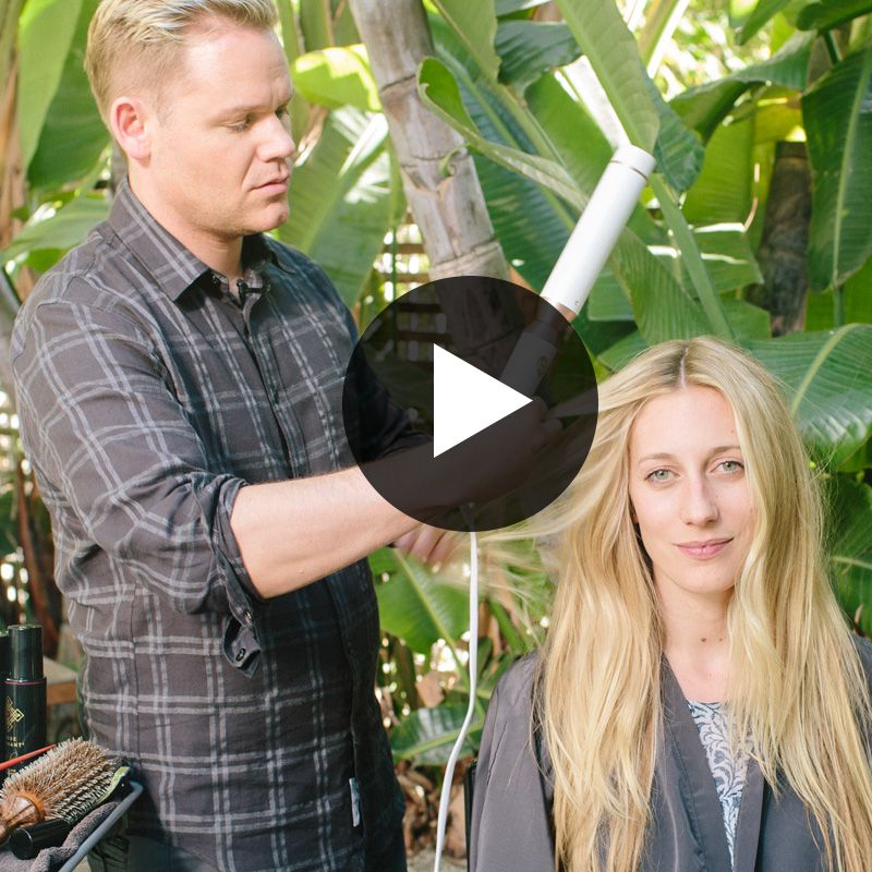 Watch: How To Get '70s Waves For Day And Night #70shair