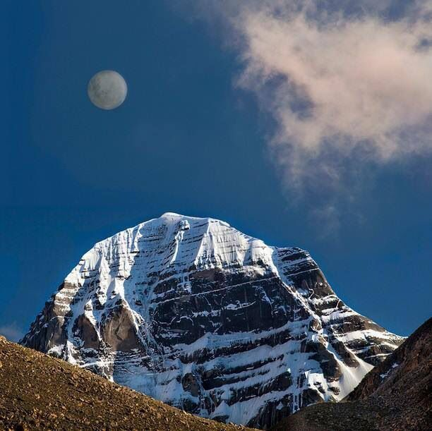 Mount Hd Wallpaper: Mt. Kailash - North Face Tibet