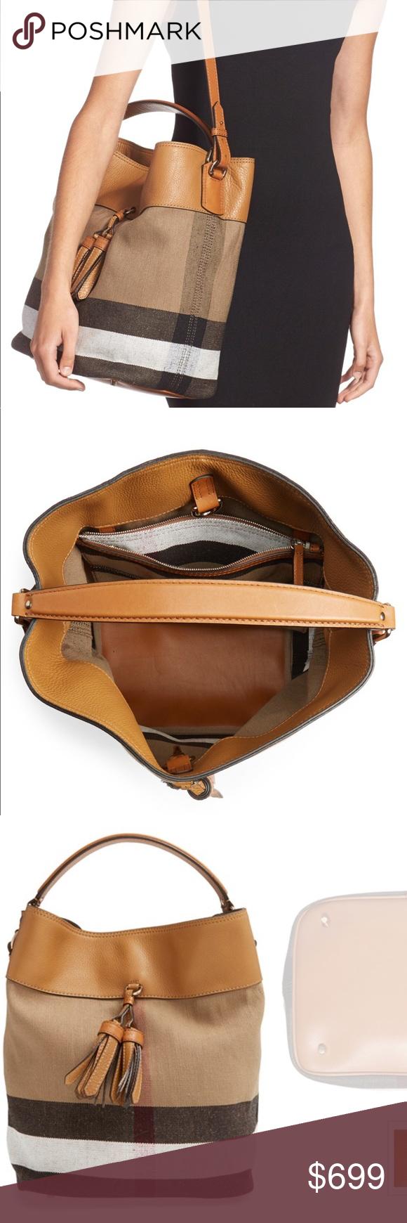 Burberry Medium Ashby Bucket Bag 69300204fe5e5
