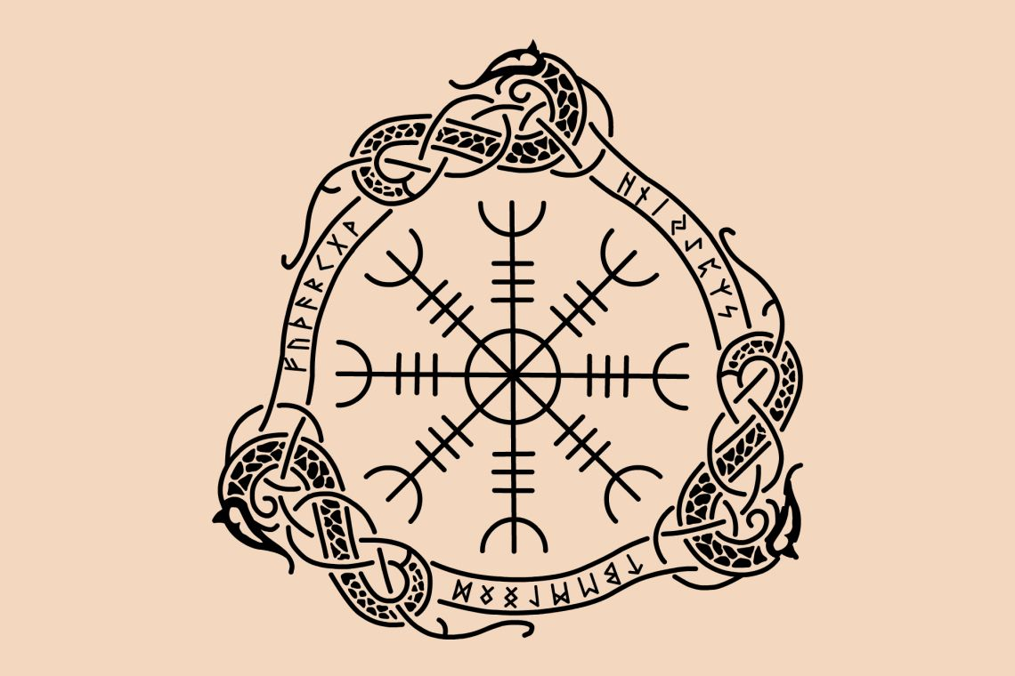 Ancient Viking Symbols That Appear In The Most Intense Tales Of Norse Mythology Ancient Viking Symbols Viking Symbols Norse Symbols