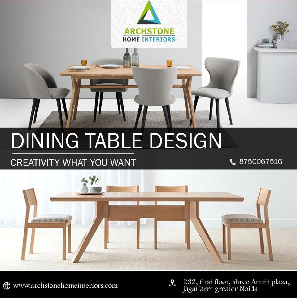 We Are Well Known Kitchen Design Consultant Commercial Kitchen Planners Website Www Archstonehomeinterio Dining Table Design House Interior Kitchen Planner
