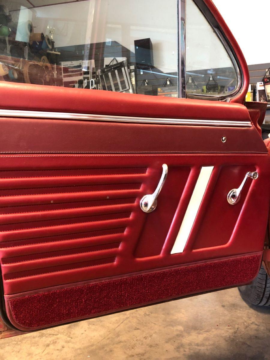 1962 Pontiac Custom Door Panel In 2020 Custom Door Panel Doors Design