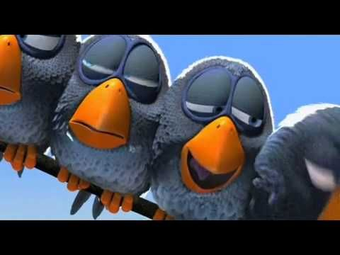 ▶ Pixar Shorts - For The Birds - YouTube Pixar Short Film: For the Birds (beginning of the year, especially to infer important ideas about friendships, tolerance, bullying, and more.) Will have to revisit for all students to understand the moral of the story!
