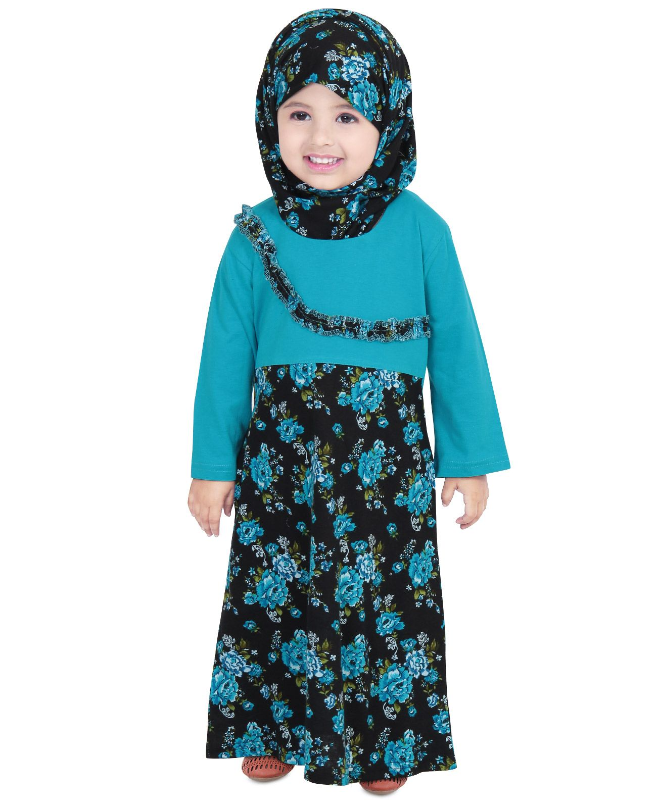 Pin By Zet Zone Islamic Asian Western Clothing On KIDS ABAYA