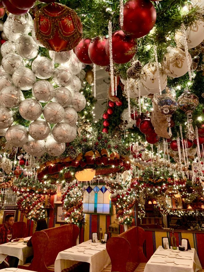 Where To Eat In Nyc On Christmas Day 2020 Where to eat in New York City at Christmas NYC | New York City