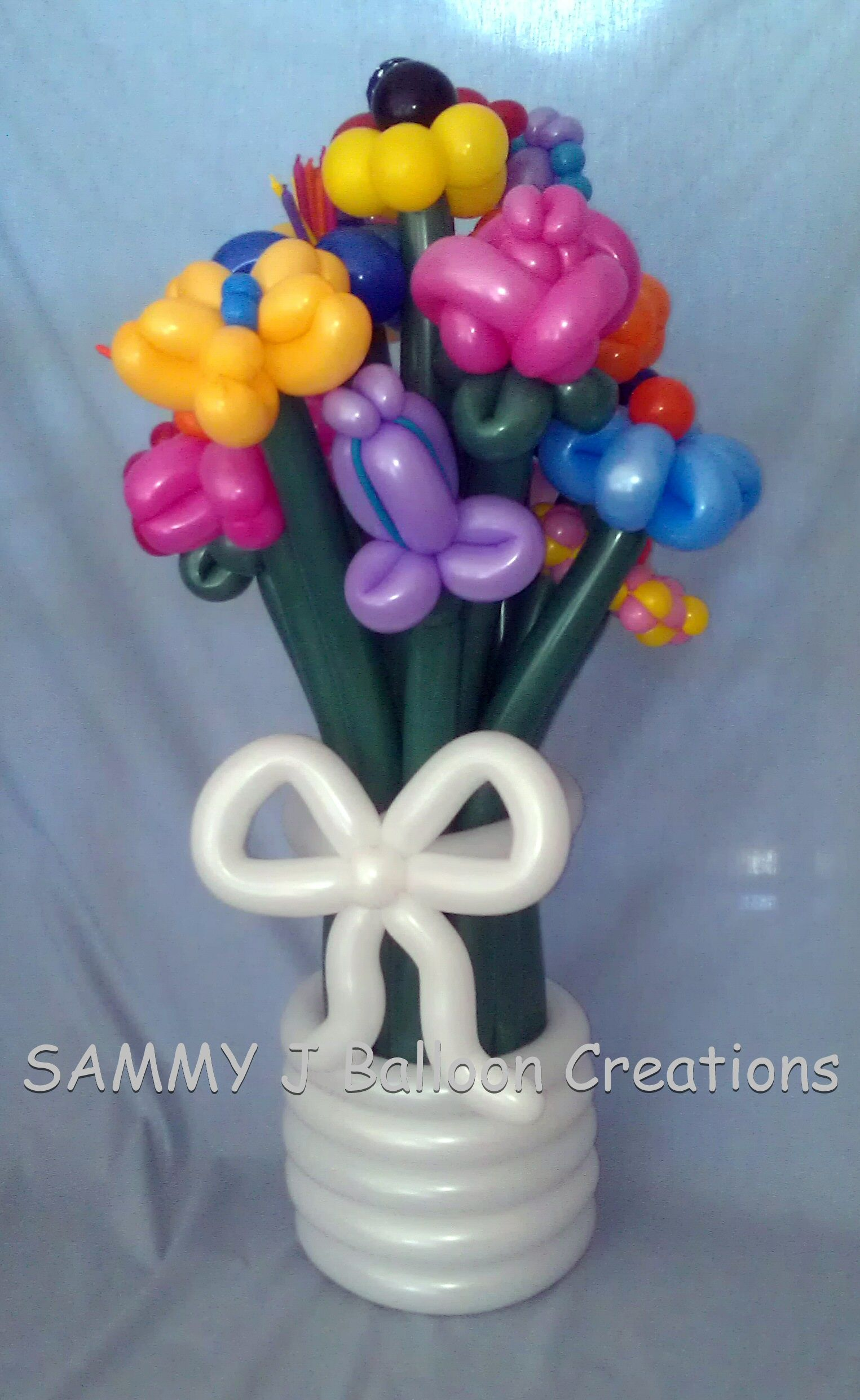 An Extra Large Flower Bouquet This Made Someones Day Very Special