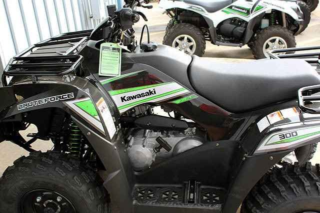 New 2017 Kawasaki Brute Force 300 ATVs For Sale in Texas. 2017 ...