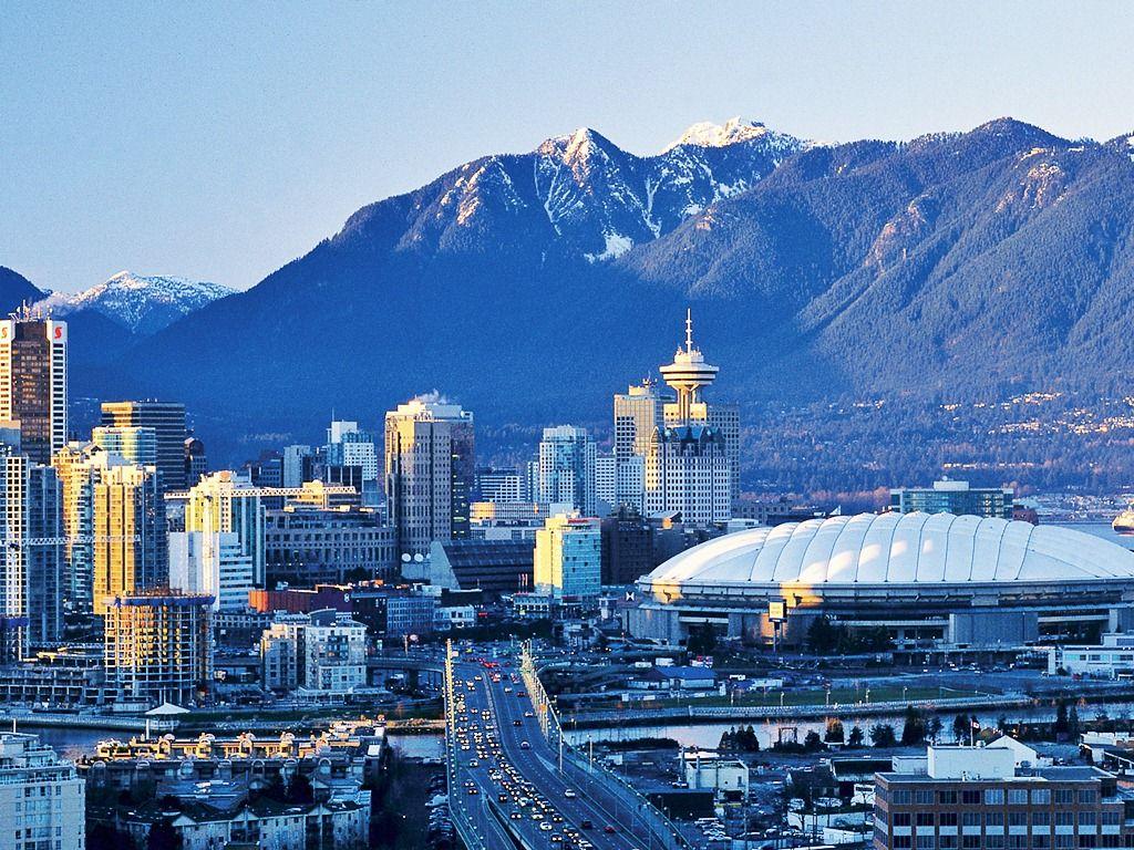 Beautiful Vancouver Canada Cidade de vancouver, Canada