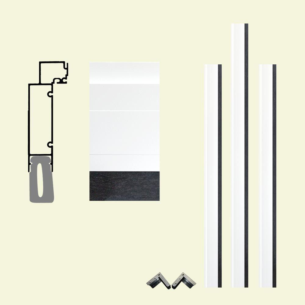Vinyl Clad Exterior Door Jambs
