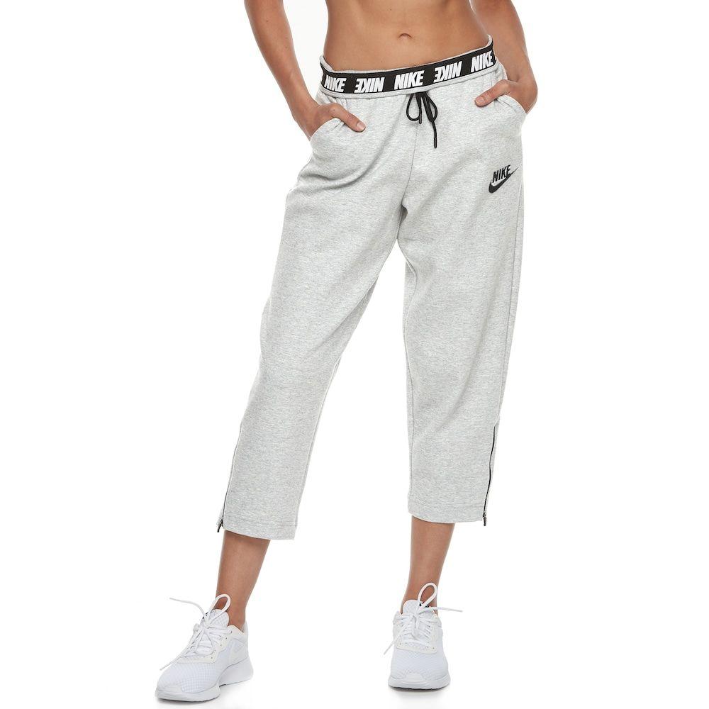 Women's Nike Sportswear Advance 15 Zipper Capris | Products