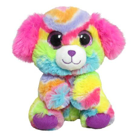 Toys Toy Puppies Rainbow Dog Plush