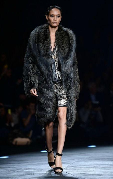Roberto Cavalli a/w 2014/15 Milan Fashion Week