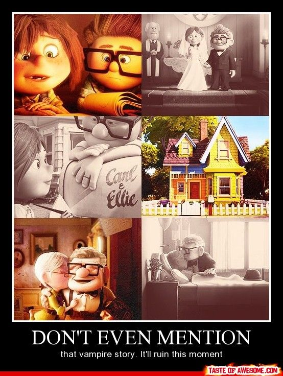 """loved this movie """"Up""""..."""