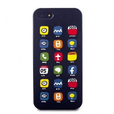 Capa iPhone 5 iPhone 5S Cállate la Boca TPU Aifon