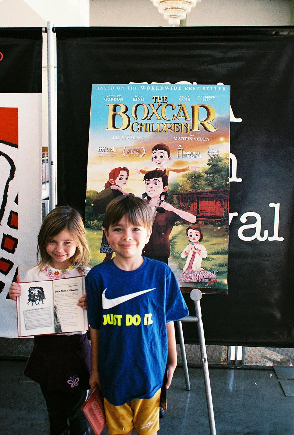 The Boxcar Children on Kids book series, Children