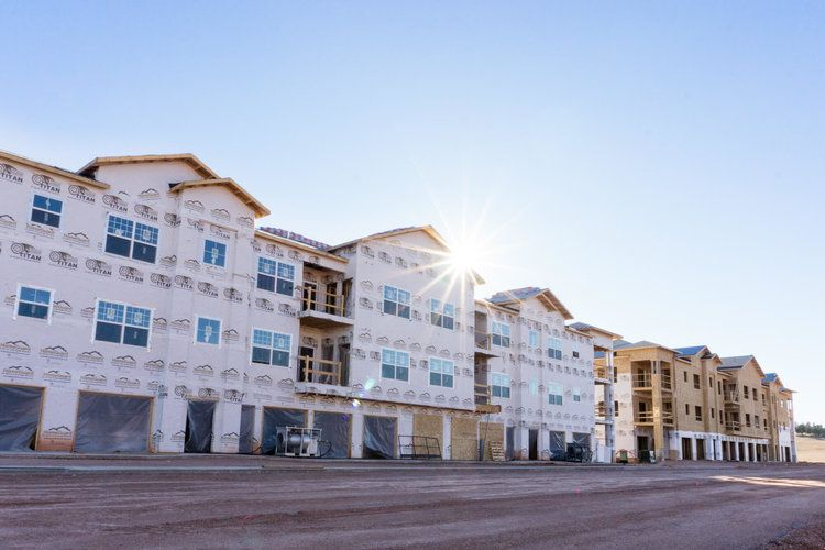 Builder Spotlight Consolidated Construction Of Rapid City Moon Meadows Apartment Complex Materials By Builders Fi Construction Builders Construction Builder