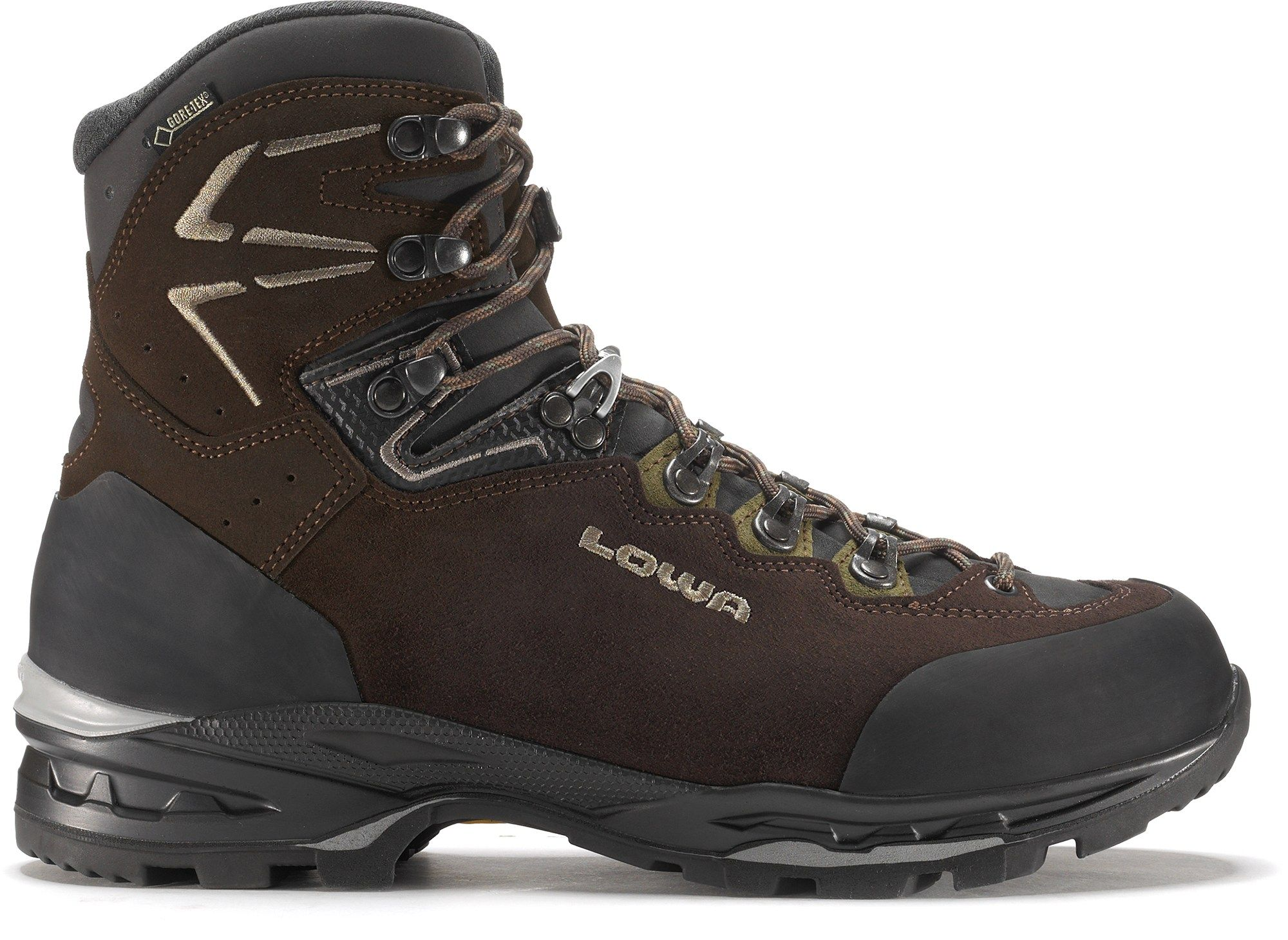 Lowa Male Ticam Ii Gtx Hiking Boots - Men's