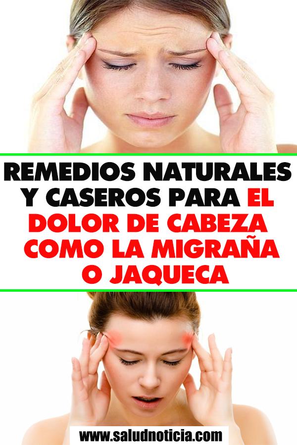 migraña+ocular+remedios+naturales
