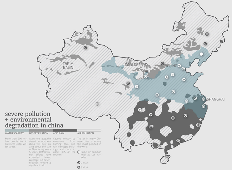 Infographic of the Day China's Monstrous Environmental