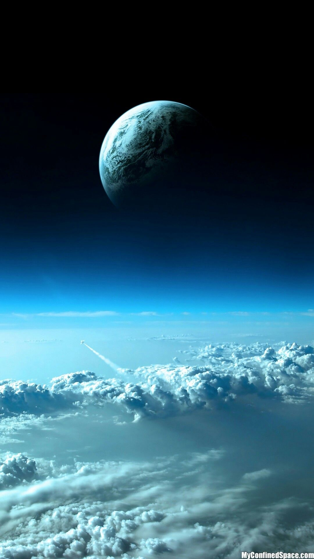 Pin By Camrron Mount On Wallpapers Space Iphone Wallpaper Wallpaper Space Earth View