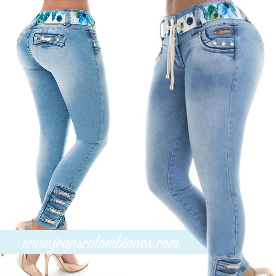Pin En Expertos En Jeans Levanta Cola