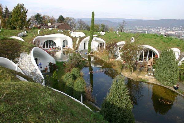 Earth House Estate Lättenstrasse (Dietikon/ Switzerland)