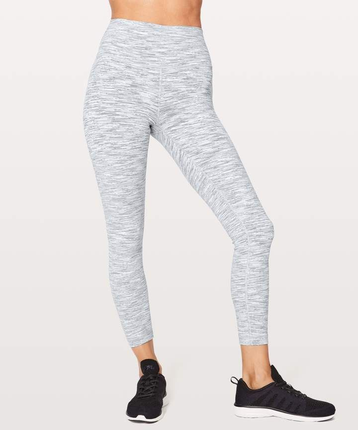 5f90d72a56d73 Lululemon Wunder Under High-Rise Tight 25 | Products | Yoga Pants ...