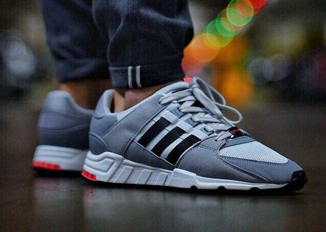 save off 1d2ad 5bb02 Adidas EQT Support 93 RF Refined Light Onix Turbo