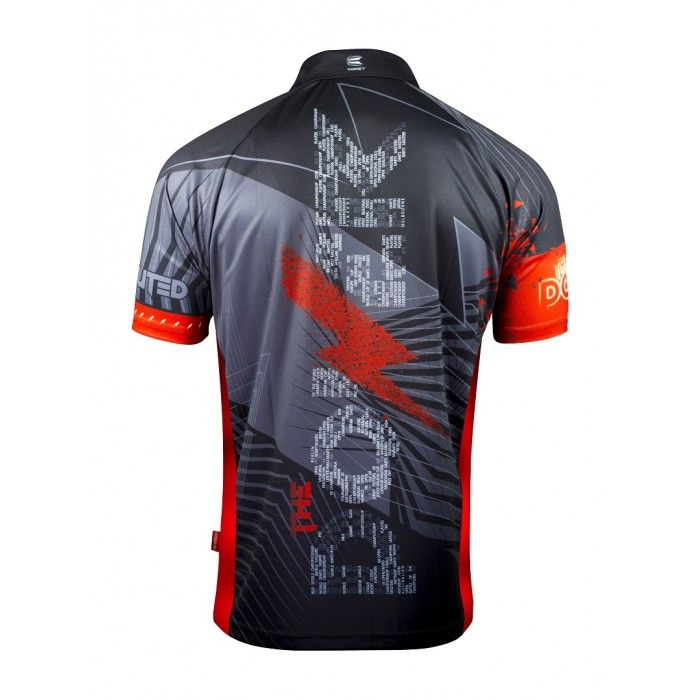 Target Phil Taylor Power Cool Play Darts Shirt 2018   Dart shirts ...