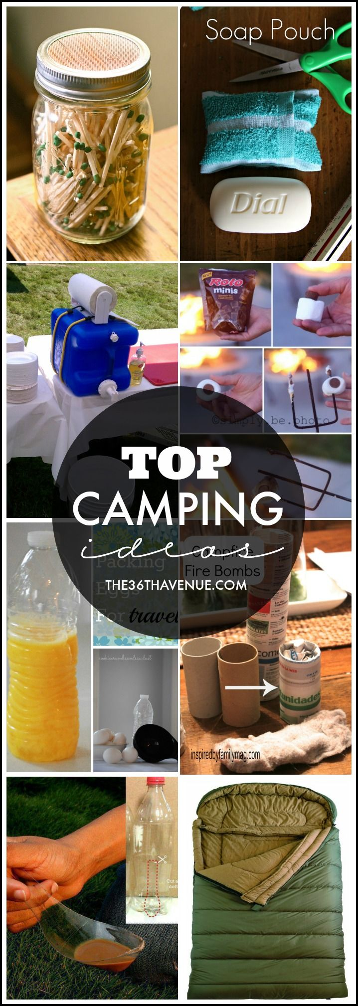Photo of Top Camping Ideas and Gadgets – The 36th AVENUE