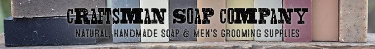 Hey, I found this really awesome Etsy shop at https://www.etsy.com/shop/CraftsmanSoapCo