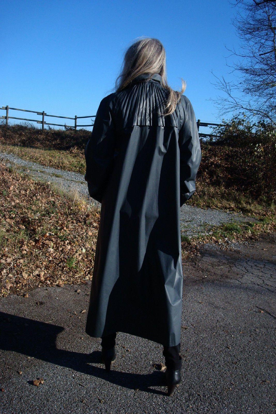 Kleppermantel Klepper Superrillo Gr 50 Rubbercoat