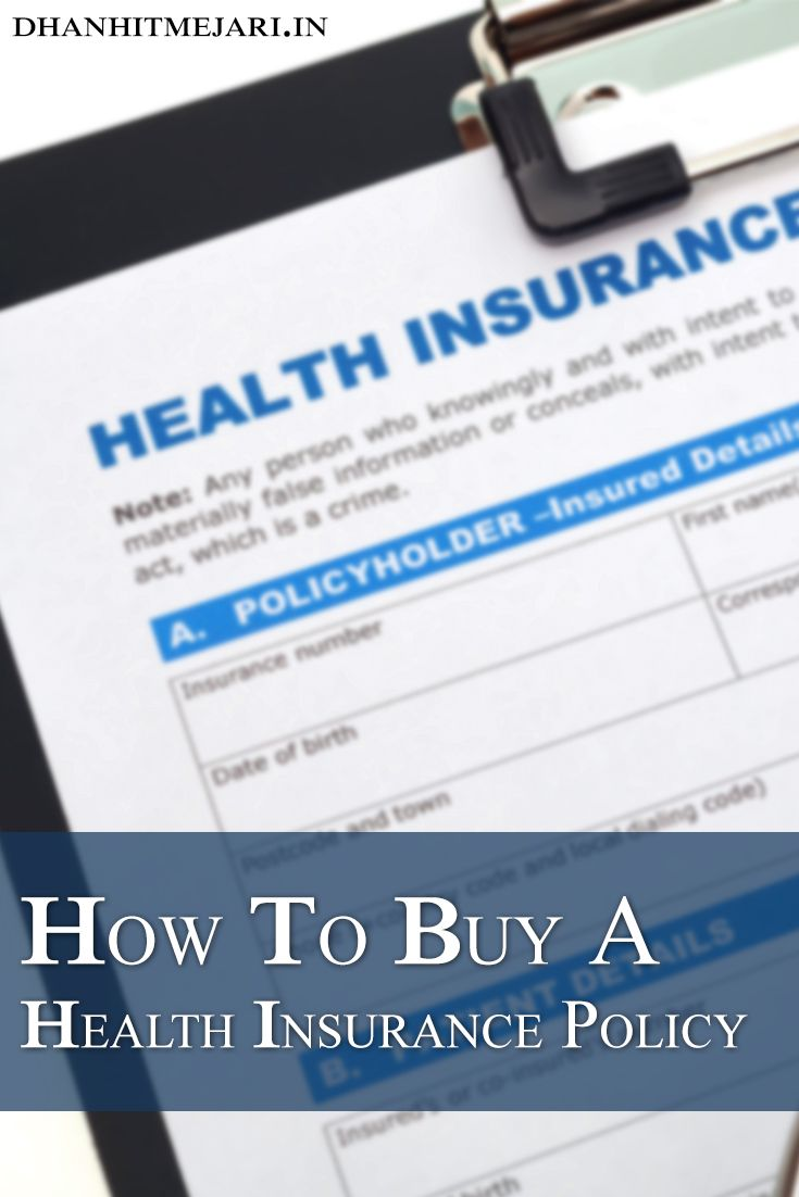 As an overwhelming number of health insurance policies