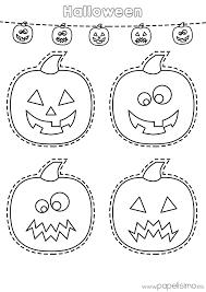 Resultado De Imagen De Halloween Para Colorear Dibujos De Halloween Halloween Para Colorear Calabazas De Halloween