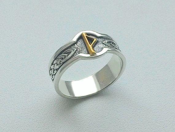 Thurisaz Ring Rune By Usmar