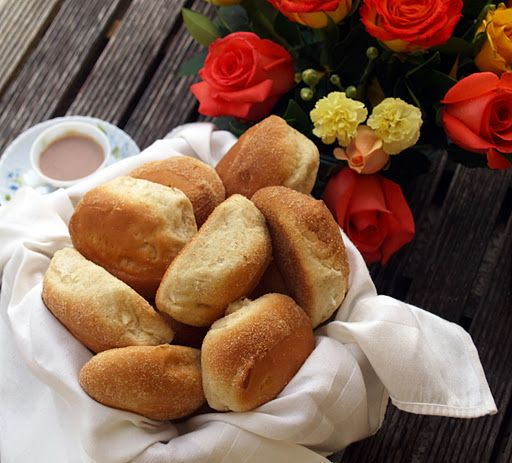 Pan de Sal (Filipino Bread)