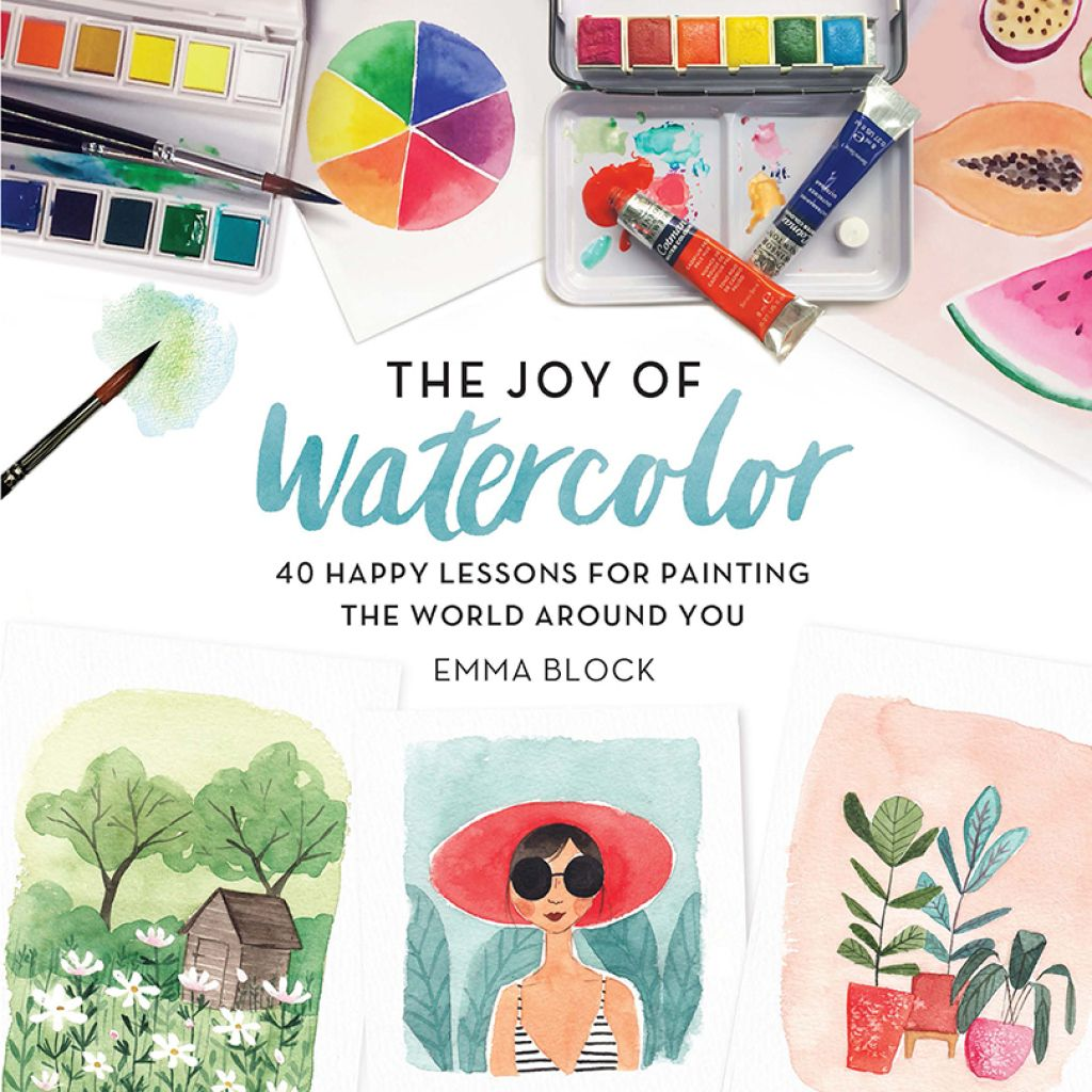 The Joy Of Watercolor Ebook Watercolor Books Watercolor