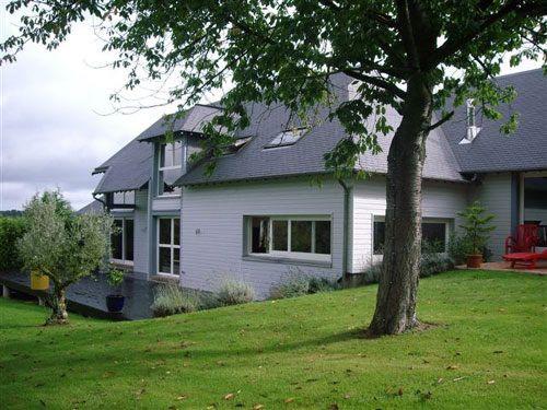 maison contemporaine lavall e la maison id ale pinterest. Black Bedroom Furniture Sets. Home Design Ideas