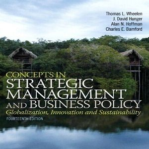 Here is 60 free test bank for concepts in strategic management and test bank for strategic management and business policy globalization innovation and sustainability edition by wheelen solutions manual and test bank for fandeluxe Choice Image