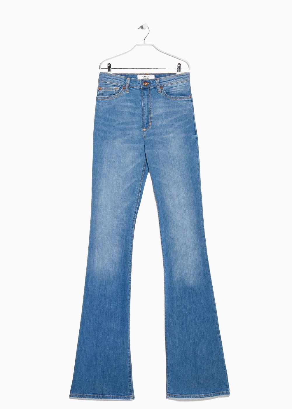 Ausgestellte Jeans Flare