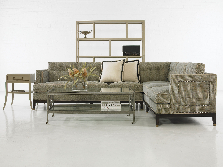 Vanguard Furniture C18 LAS Living Room Michael Weiss Whitaker Left
