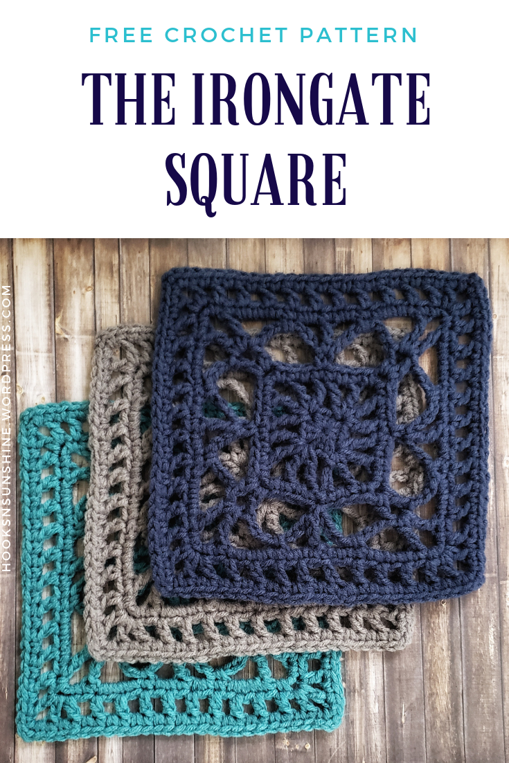 This Free Crochet Pattern Is A Wonderful Crochetsquare - Granny Square