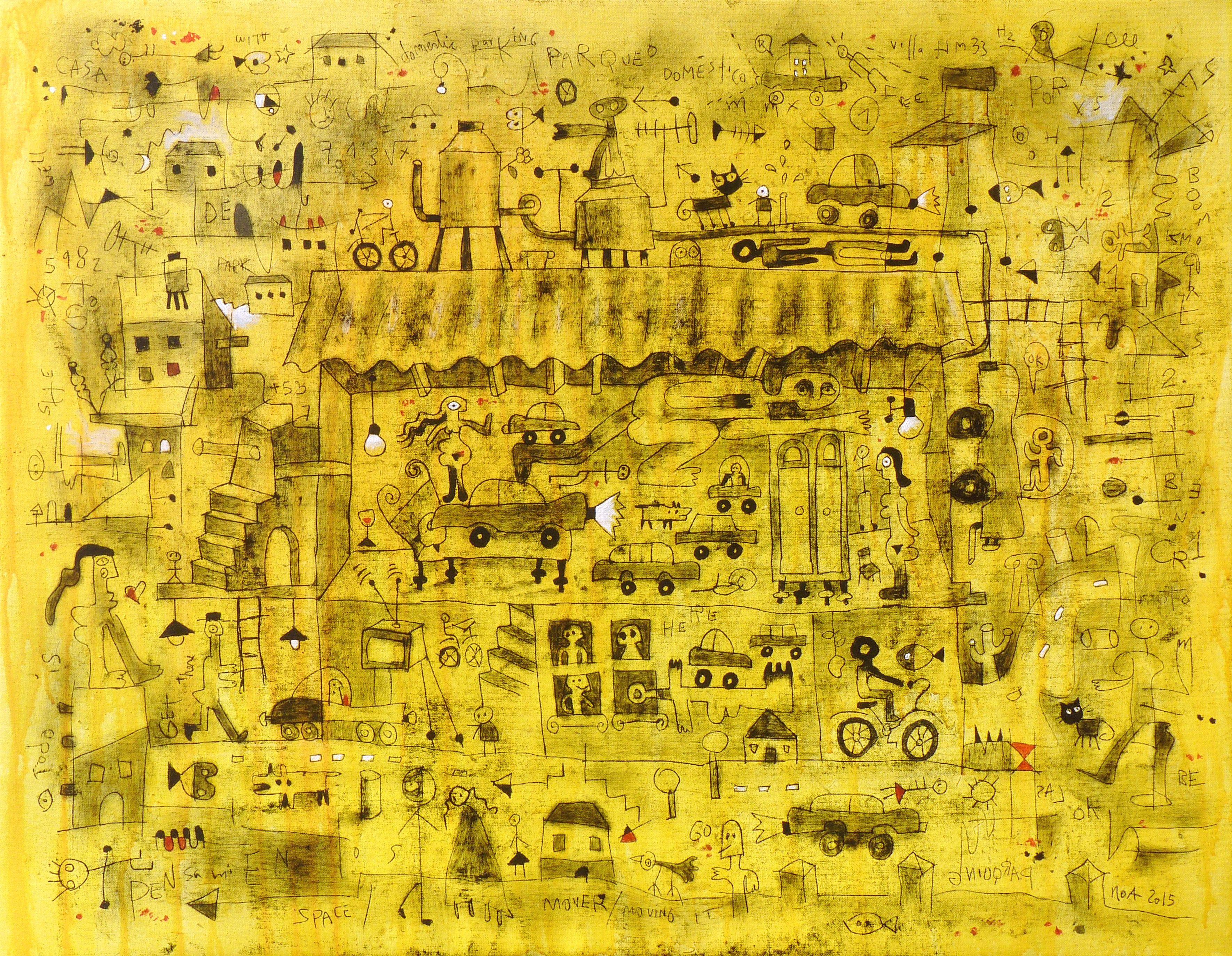 NOA, Luis Rodriguez, cuban artist, cuban art, contemporary art ...