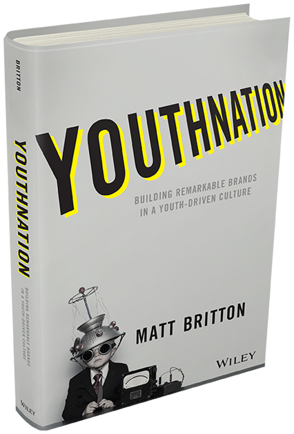YouthNation by Matt Britton | Marketing & Youth Culture