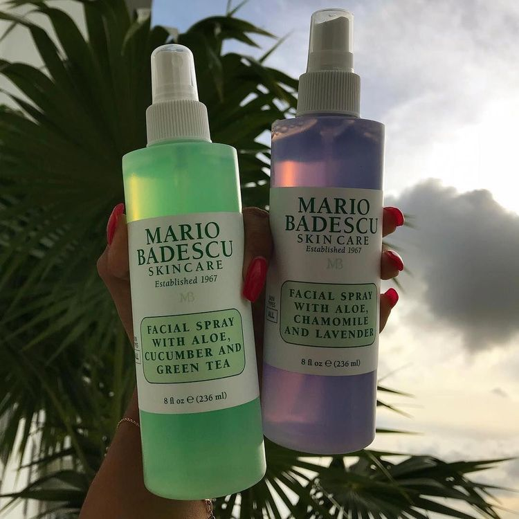 Kendallhall42 Mario Badescu Facial Spray Facial Spray Skin Care