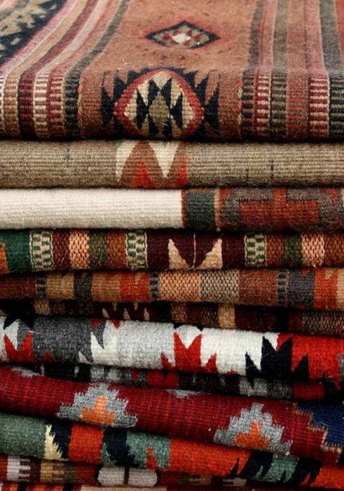 earthy navajo inspiration