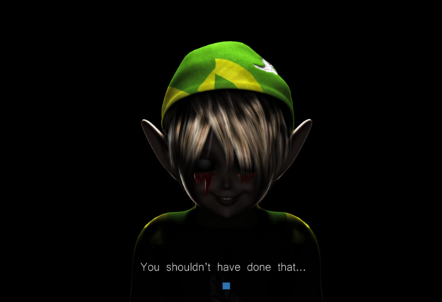 BEN Drowned   19 Internet Urban Legends That'll Literally Scare The Shit Out Of You