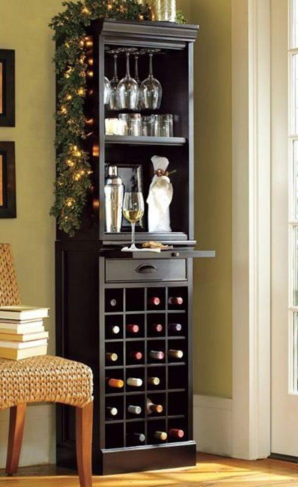 41 Mini Bar Designs For Living Room To, Mini Bar For Living Room